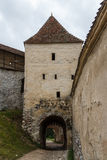 Fortress of Rasnov Royalty Free Stock Photo