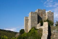 The Fortress Rocca Aldobrandesca Stock Images