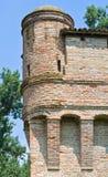 Fortress Rocca Stellata. Bondeno. Emilia-Romagna. Italy. Royalty Free Stock Photos