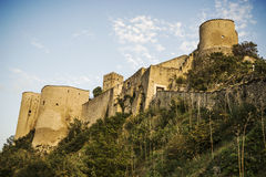 Fortress on the rock Stock Photos