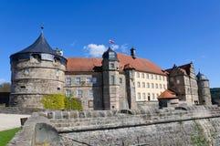 Fortress Rosenberg in Kronach, Germany Stock Photo