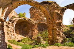 Fortress ruins Stock Photography