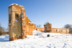 Free Fortress Ruins Royalty Free Stock Photography - 23730977