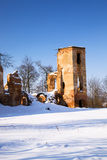 Fortress Ruins Royalty Free Stock Photos