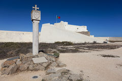 Fortress of Sagres Stock Photo