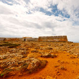Fortress Sagres Stock Photography
