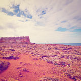 Fortress Sagres Stock Images