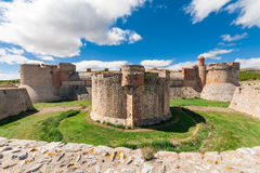 Fortress Salses Royalty Free Stock Image
