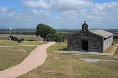 Fortress of Santa Teresa Royalty Free Stock Image
