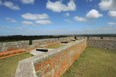 Fortress of Santa Teresa Stock Photos