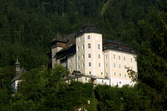 Fortress Schloss Klaus, Austria Stock Photo