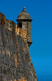Fortress by the sea II stock image
