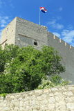 Fortress in Sibenik Stock Photos