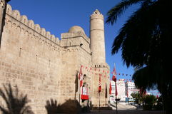 Fortress in Sousse Royalty Free Stock Photo