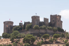 Fortress, Spain Stock Images