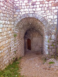 Fortress in tesanj Royalty Free Stock Photography