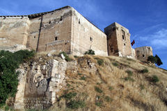 Fortress in Gaziantep Stock Image