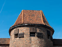 Fortress tower Stock Photos
