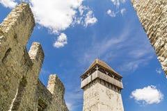 Fortress in Transylvania, Romania Royalty Free Stock Photography