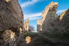Fortress Trascau 10 Stock Images
