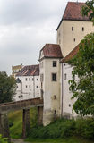 Fortress Veste Oberhaus, Passau,Germany Stock Images