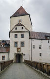 Fortress Veste Oberhaus, Passau,Germany Royalty Free Stock Images