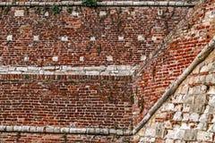 Fortress Wall 4 Royalty Free Stock Photos