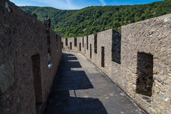 Free Fortress Wall. Reichenstein Castle, Germany Royalty Free Stock Photography - 81290187