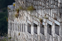 Fortress walls Stock Photo