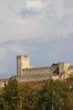 Fortress walls Royalty Free Stock Photos