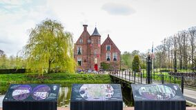 Free Fortress Wedde In Groningen In The Netherlands Royalty Free Stock Image - 218402146