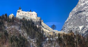 Fortress Werfen Stock Images