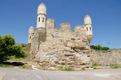 Fortress Yeni-Kale Royalty Free Stock Image