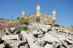 Fortress Yeni-Kale Royalty Free Stock Images