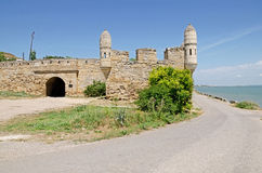 Fortress Yeni-Kale Stock Photography