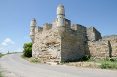 Fortress Yeni-Kale Royalty Free Stock Photography