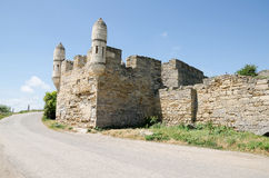 Fortress Yeni-Kale Stock Photo