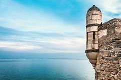 The fortress of Yeni-Kale, Russia, the Crimea, the city of Kerch.  Stock Photo