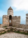 The fortress of Yeni-Kale, Russia, the Crimea, the city of Kerch.  Stock Photography