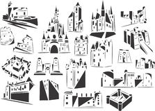 Fortresses Stock Images