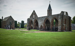Fortrose cathedral Royalty Free Stock Photos