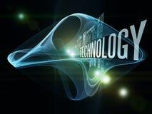 Fortschritt der Technologie Lizenzfreie Stockbilder