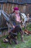 Fortu Bridger rendez-vous 2014 Obrazy Stock