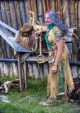 Fortu Bridger rendez-vous 2014 Zdjęcia Stock