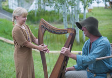Fortu Bridger rendez-vous 2014 Obraz Stock