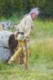 Fortu Bridger rendez-vous 2014 Obraz Royalty Free