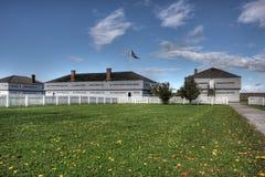 fortu George historyczny krajowy miejsce obraz stock
