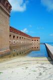 fortu Jefferson ściany fotografia stock