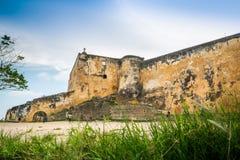 Fortu Jezusowy muzeum w Mombasa, Kenja Obrazy Royalty Free