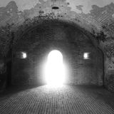 Fortu Macon stanu park Zdjęcia Royalty Free
